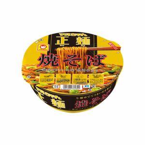 東洋水産 マルちゃん 正麺 カップ焼そば カップ 124g