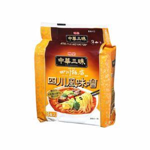 明星食品 明星 中華三昧 四川飯店 四川風味 3食 103gX3