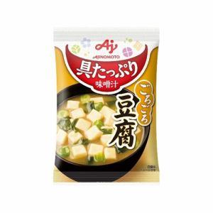 味の素 味の素 具たっぷり味噌汁 豆腐 13.8g