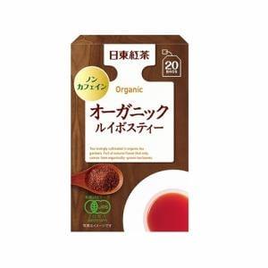 三井農林 日東紅茶 オーガニックルイボスティー 1.5X20