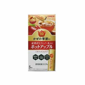 三井農林 日東DC紅茶ポリフェノールホットアップル 10袋
