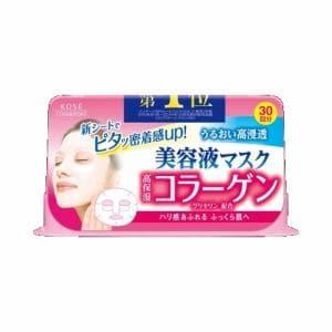 クリアターン エッセンスマスク (コラーゲン)  (30回分)