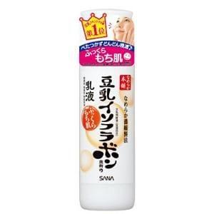 サナ なめらか本舗 豆乳イソフラボン含有の乳液 (150mL)