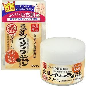 常盤薬品工業 サナ なめらか本舗 豆乳イソフラボン含有のクリーム (50g)