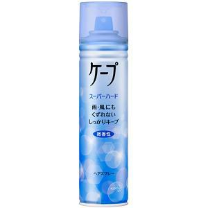 花王 ケープ スーパーハード 微香性 (180g)