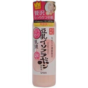 常盤薬品工業 サナ なめらか本舗 豆乳イソフラボン含有のハリつや乳液 (150mL)