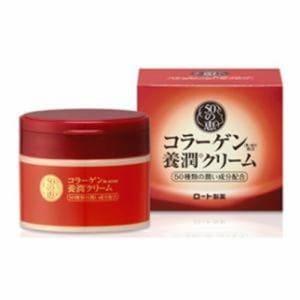 50の恵 コラーゲン配合養潤クリーム (90g)
