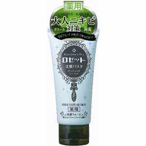 ロゼット 洗顔パスタ アクネクリア (120g)