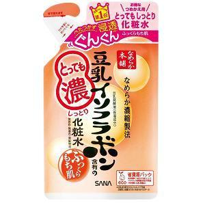常盤薬品 サナ なめらか本舗 とってもしっとり化粧水 (つめかえ用) (180mL)