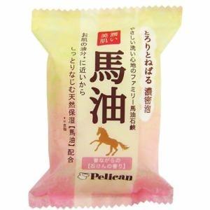 ファミリー馬油石鹸 1個 (80g)
