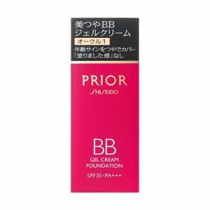 資生堂(SHISEIDO) プリオール 美つやBBジェルクリーム オークル1 (30g)