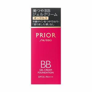 資生堂(SHISEIDO) プリオール 美つやBBジェルクリーム オークル3 (30g)