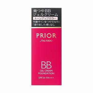 資生堂(SHISEIDO) プリオール 美つやBBジェルクリーム トーンアップカラー (30g)