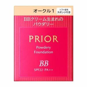 資生堂(SHISEIDO) プリオール 美つやBBパウダリー オークル1 (レフィル) (10g)