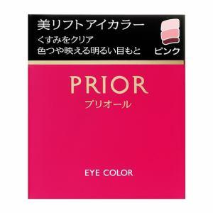 資生堂(SHISEIDO) プリオール 美リフトアイカラー (ピンク) (3g)