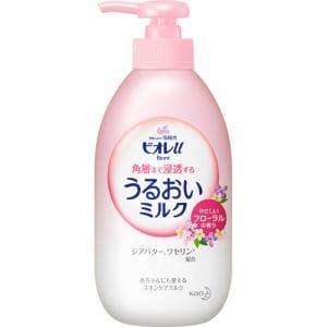 ビオレu 角層まで浸透する うるおいミルク やさしいフローラルの香り (300mL)