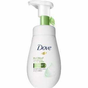 ユニリーバ(Unilever) ダヴ ディープピュア クリーミー泡洗顔料 (160mL)