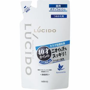 ルシード 薬用デオドラントボディウォッシュ つめかえ用 (380mL)