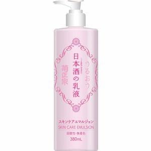 菊正宗 日本酒の乳液  (380mL)