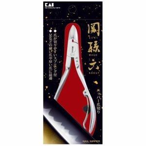 貝印(KAI) 関孫六 ニッパーツメキリ HC3504