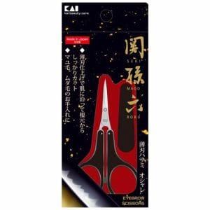 貝印(KAI) 関孫六 薄刃オシャレハサミ HC3540