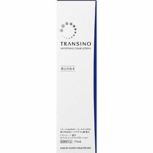 第一三共ヘルスケア トランシーノ薬用ホワイトニングクリアローション 175mL 【医薬部外品】