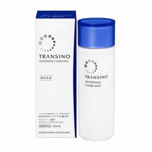 第一三共ヘルスケア(Daiichi-Sankyo) トランシーノ 薬用ホワイトニングクリアミルク(DSホワイトミルク) (120mL)