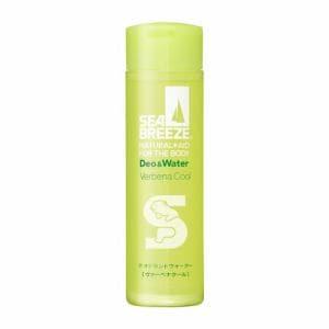 資生堂(SHISEIDO) シーブリーズ (SEA BREEZE) デオ&ウォーター A (レモンのようなフレッシュ感のあるヴァーベナクールの香り) (160mL) 【医薬部外品】