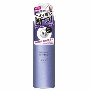 資生堂(SHISEIDO) エージーデオ24 (Ag DEO24) フットスプレー h (無香料) <L> (142g)