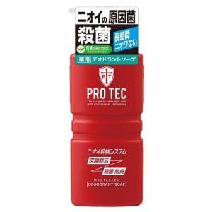 ライオン(LION) プロテク (PRO TEC) 薬用デオドラントソープ ポンプ (420mL)