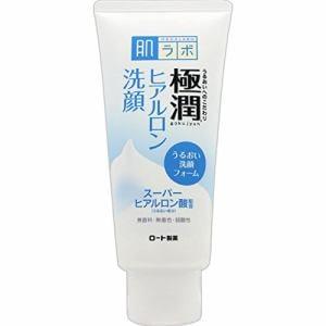 ロート製薬(ROHTO) 肌ラボ 極潤 ヒアルロン洗顔フォーム (100g)