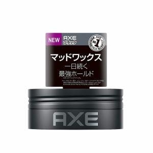 ユニリーバ(Unilever) アックス (AXE) ブラック デフィニティブホールド マッドワックス (65g)