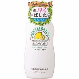 加美乃素 ヘアアクセルレーターL レモンライムの香り