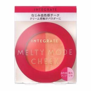 資生堂(SHISEIDO) インテグレート メルティーモードチーク OR381 (2.7g)