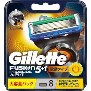 P&Gジャパン ジレット プログライド フレックスボール パワー 替刃8個