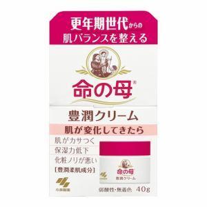 小林製薬 命の母 豊潤クリーム (40g)