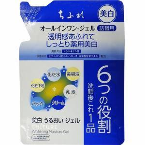 ちふれ化粧品 美白うるおいジェル詰替用 ちふれ 108g