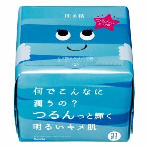 クラシエ 肌美精デイリーモイスチュアマスク(キメ透明)