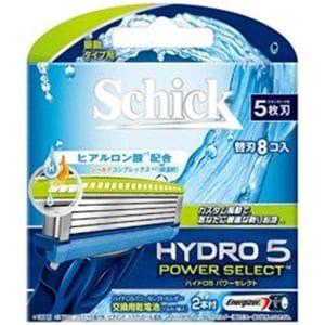 シック ハイドロ5パワーセレクト替刃 8個入