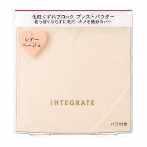 資生堂(SHISEIDO) インテグレート スーパーキープパウダー (6.5g)