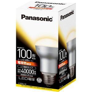 パナソニック LED電球 電球色 E26口金 レフ電球タイプ 400lm LDR9LW