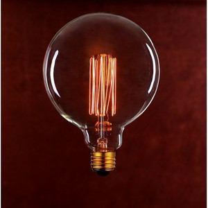 舶用電球 110V40W G125 F2 E26 ヴィンテージランプ 電球色