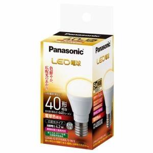 パナソニック LDA4LGE17K40ESW2 LED電球 4.2W(電球色相当)