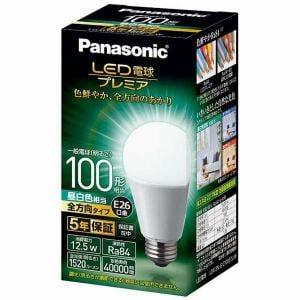 パナソニック LDA13NGZ100ESW LED電球プレミア 12.5W(昼白色相当)