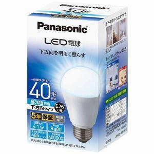 パナソニック LDA4DHEW2 LED電球 4.1W(昼光色相当)