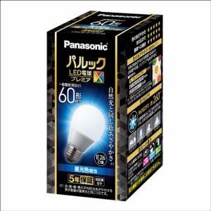 パナソニック LDA7DDGSZ6 LED電球プレミアX E26 60形相当 昼光色相当 全方向タイプ