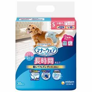 ユニ・チャーム  マナーウェア高齢犬用紙オムツ  S30枚