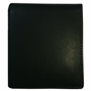ケイツー KG3368BK 中ベラ付き札入   ブラック