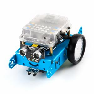 Makeblock 99095 STEM教育ロボットキット mBot V1.1-Blue(Bluetooth Version)