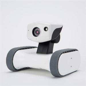 ライオン事務器  アボットライリー/095-20 [iOS/Android対応] 移動型カメラ付きロボット 「アボットライリー(appbot RILEY)」